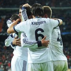 madridgonzaloarroyomorenog230 Liga Champions   Raul: Madrid di Jalur Tepat