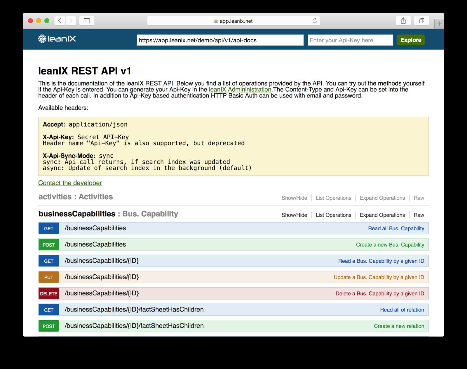 Nutzerfreundliche REST APIs: Interaktive Dokumentation und SDKs