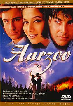 Aarzoo (1999) Hindi Movie Video Songs Album Download ! Audio Mp3 Songs