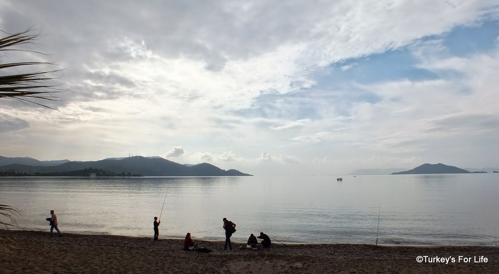 Çalış Beach, Christmas Fair 2014
