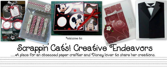 Welcome to                  Scrappin' Cat's Creative Endeavors