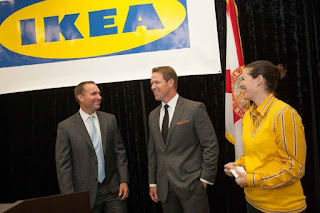 Ikea moving to Jacksonville,  Mayor Lenny Curry and Ikea's managers