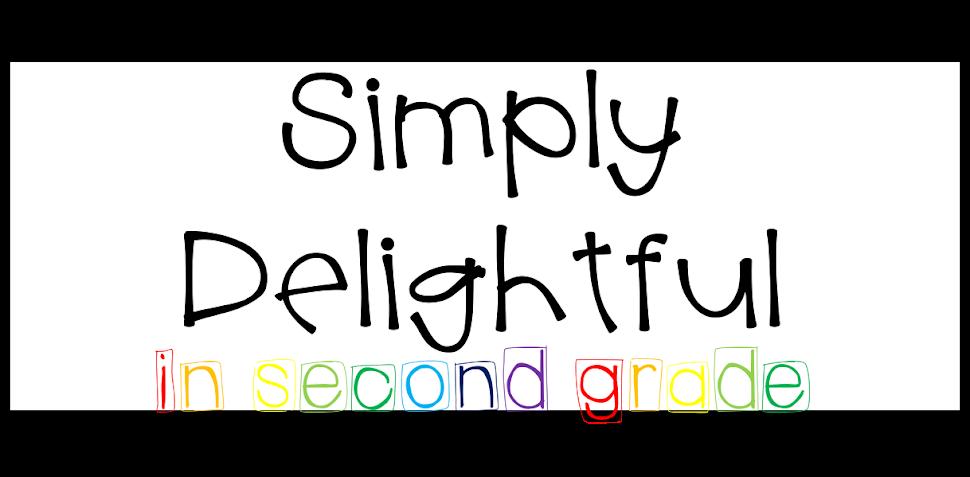 Simply Delightful in 2nd grade