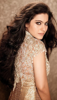 Kajol's Photoshoot stills for Hello! Magazine