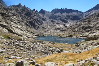 La Laguna Grande (Gredos)