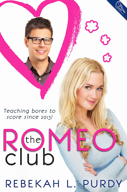 Cover Reveal – The Romeo Club by Rebekah L. Purdy