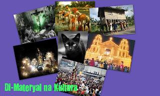 hanap-buhay ay sumasaklaw sa di-materyal na kultura. Ang mga ito ay