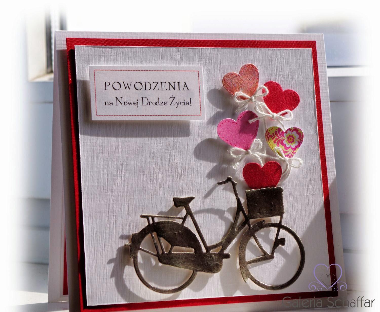 nietypowe proste kartki ślubne elegancka klasyka minimalizm galeria schaffar