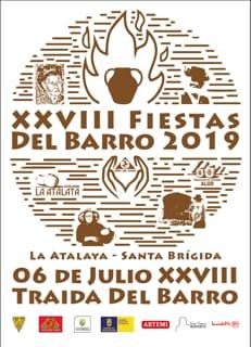 XXVIII FIESTA DEL BARRO