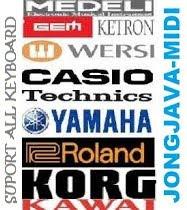 MIDI & STYLE KEYBOARD