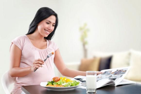 Makanan Sehat Terbaik bagi Ibu Hamil