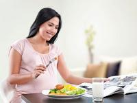 Piramida Makanan Sehat bagi Ibu Hamil