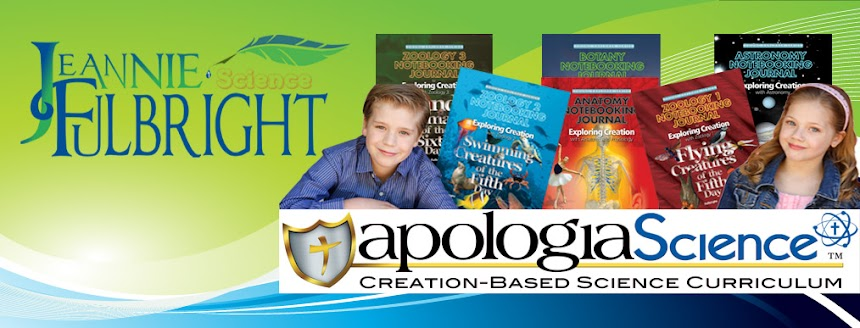Apologia Young Explorer Series by Jeannie Fulbright