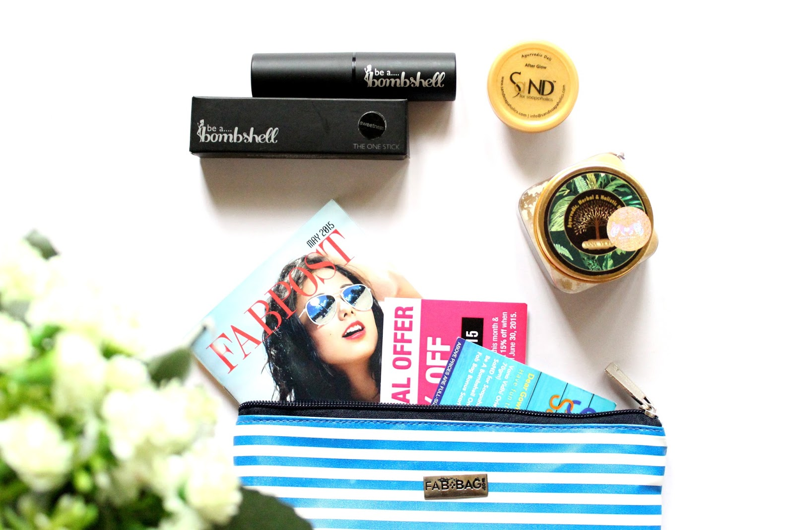 Fab Bag May 2015 review, price, review, photos, products, contents, buy online, order online india