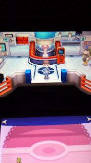 Centro Pokemon XY