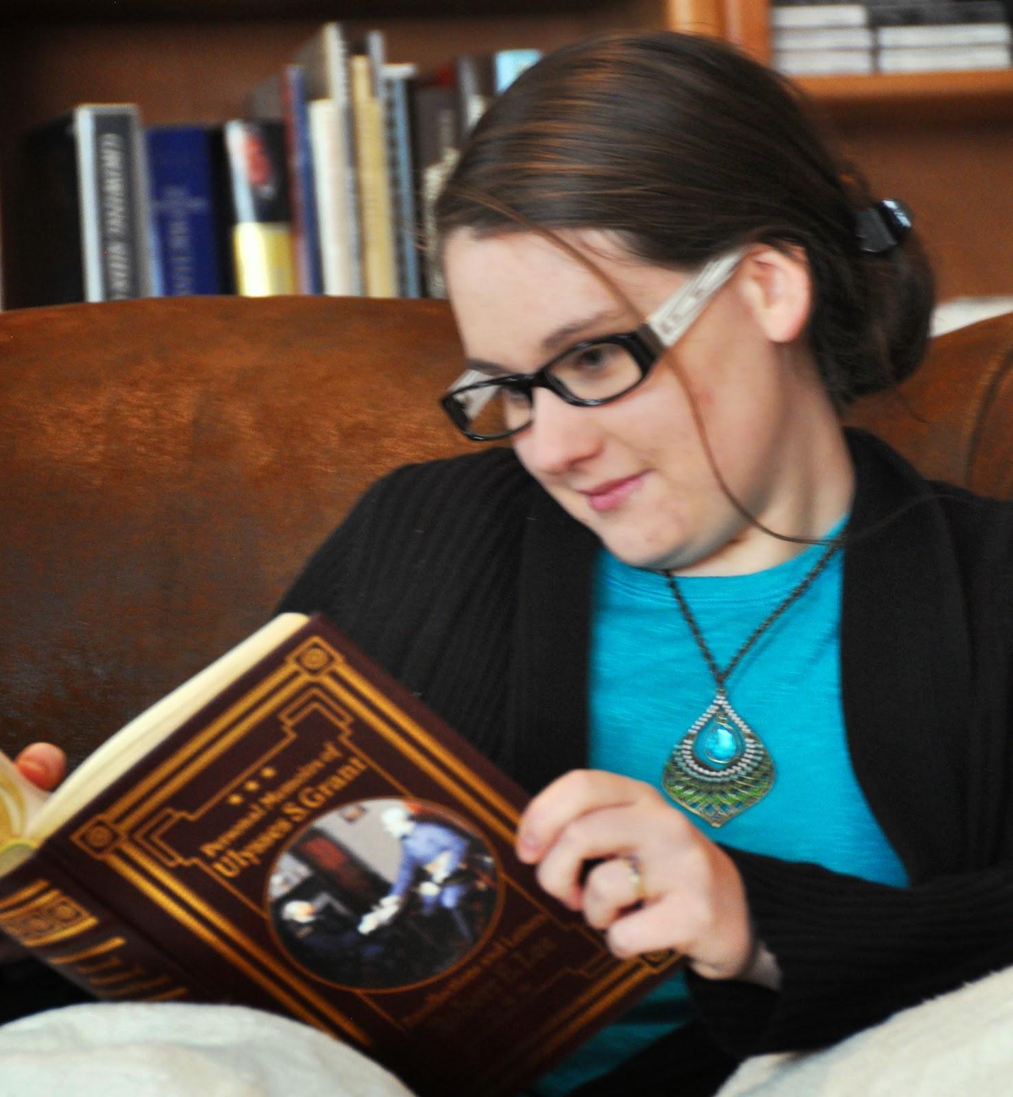 Amber Schamel, Bringing HIStory to Life
