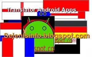 aplikasi translator untuk android