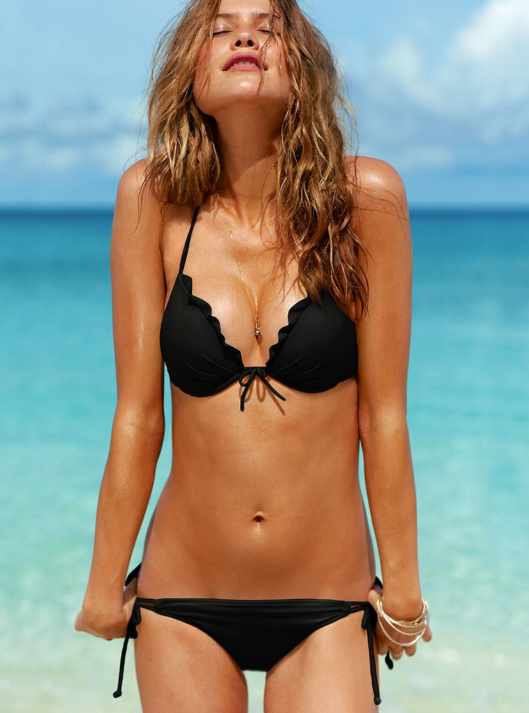 Behati Prinsloo for Victoria's Secret Swim, November 2012