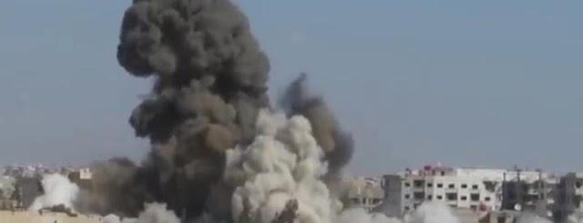 Viral Palestina Lagi-Lagi Dibombardir Israel Pada Malam Ramadhan 2021   LihatSaja.com