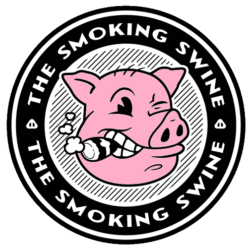 The Smoking Swine makes plans to sell secondhand cigar smoke!