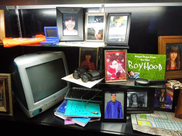 Original Boyhood film props