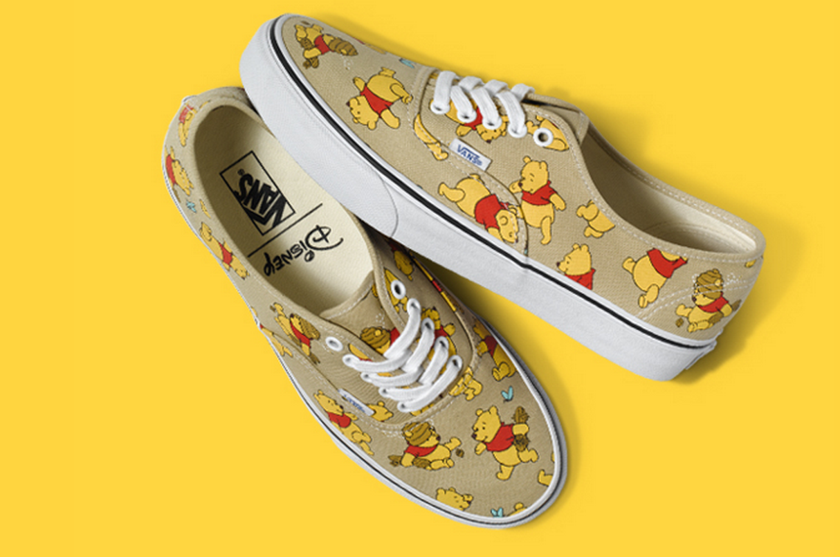 sweat vans disney