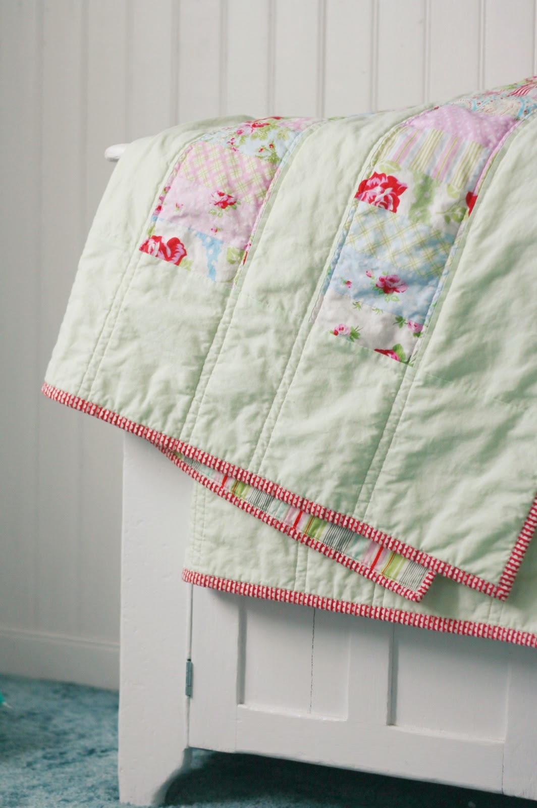 fabric marvelous sets and chic style comforter daybed shabby quilt on quilts ideas vintage for patterns baby bedding of