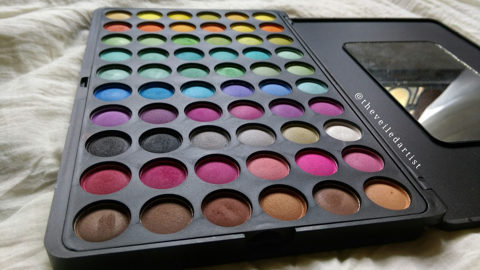 Pro 120 full color eyeshadow palette fashion eye shadow wholesale Gmail