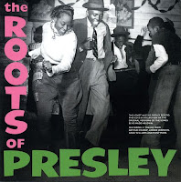 Portada de The Roots Of Elvis Presley (2001)