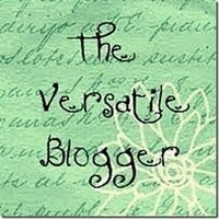 My First The Versalite Blogger Award
