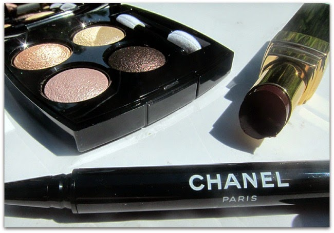 Chanel Autumn Fall 2014 Makeup Etats Poetiques
