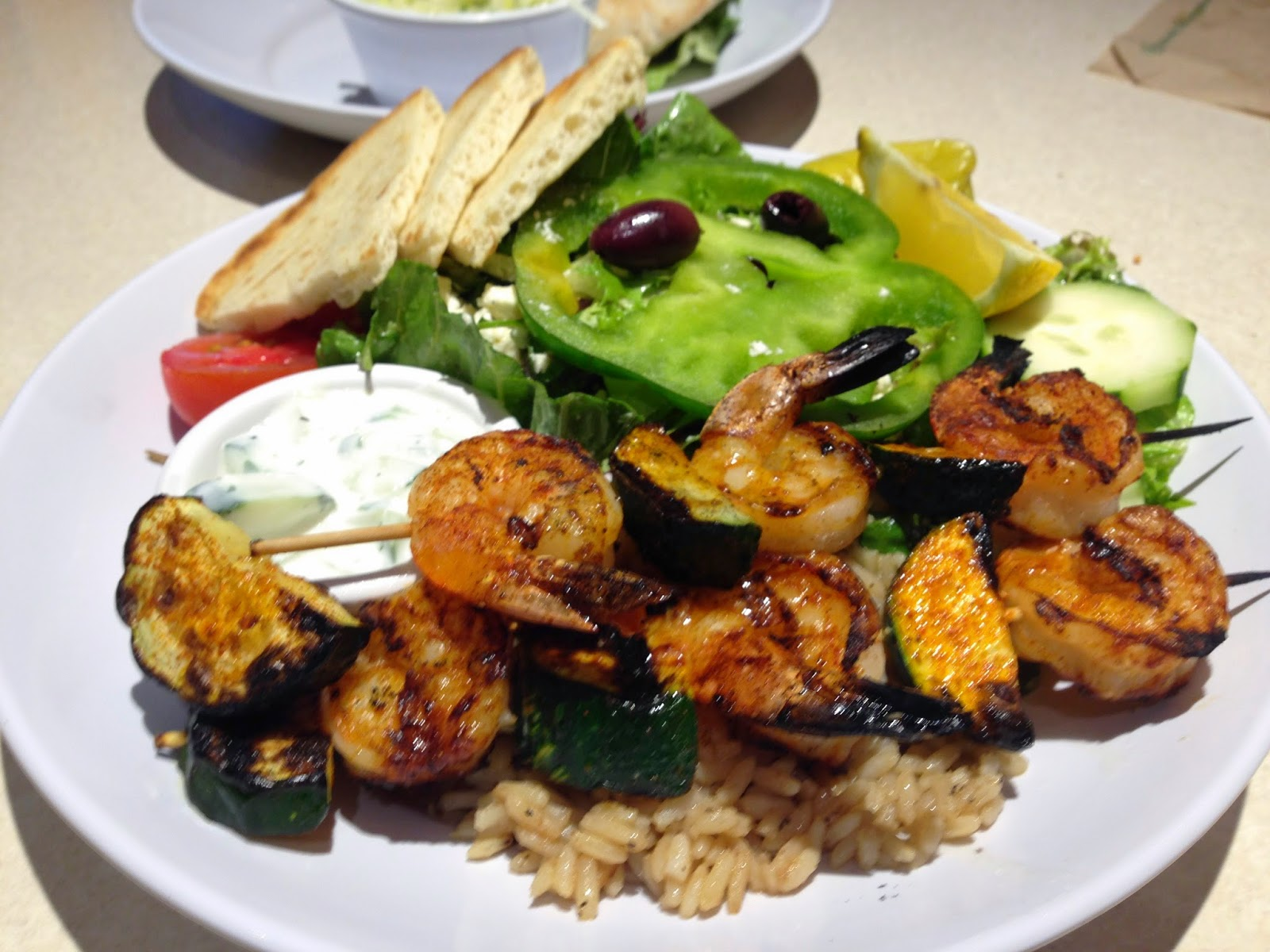 Zoes Kitchen Greek Dressing At Grocery Store