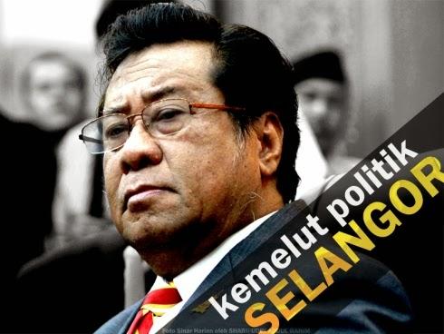 Haprak Politik Selangor Bila Nak Habis