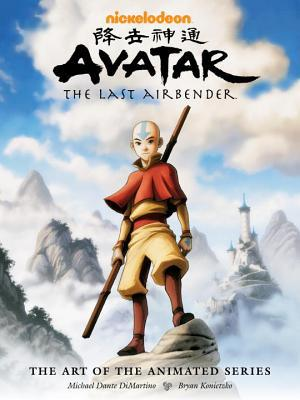 Poster Avatar: The Last Airbender 2005–2008