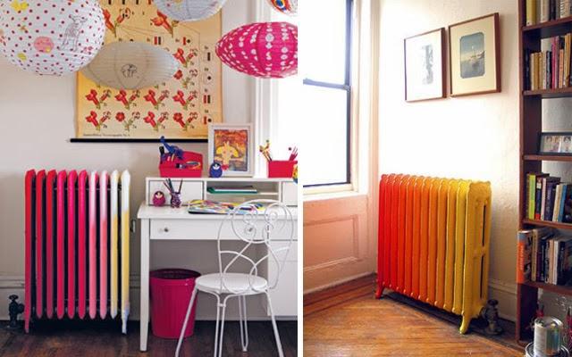 Da un aire nuevo a tus radiadores diy ideas eco for Decorar radiadores