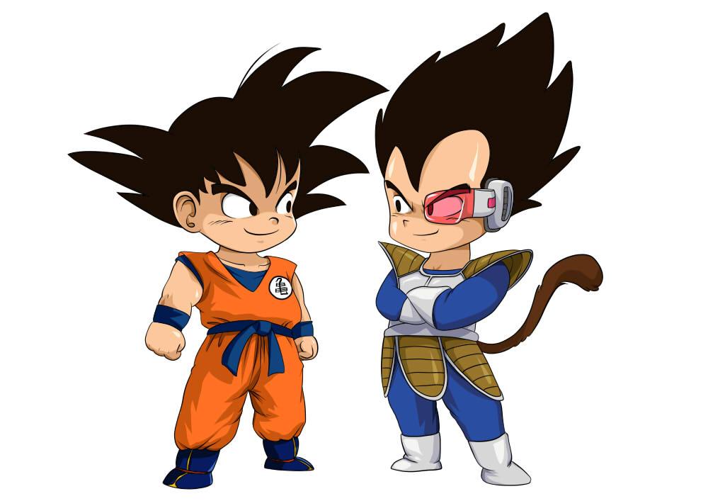 Goku Vs Vegeta Youtube