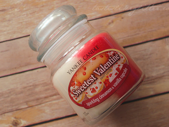Yankee Candle - Sweetest Valentine.