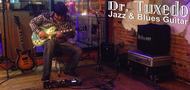 Dr. Tuxedo: Sophisticated Jazz & Blues Guitar
