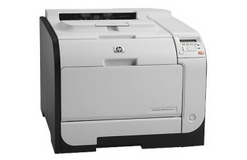 HP LaserJet Pro 400 color Printer M451nw Driver Download