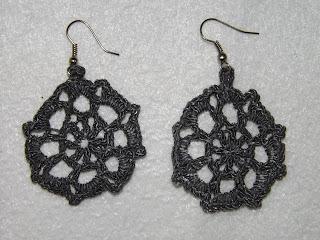 Aretes de Crochet