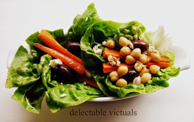 Pearl Barley, Kale, Lentil Salad