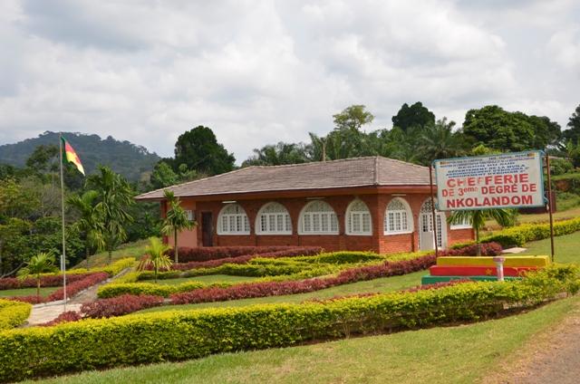 Centre Touristique de Nkolandom - Ebolowa - Les Marches d'Elodie