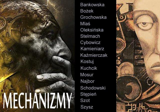 Wystawa - MECHANIZMY