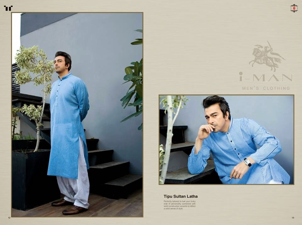IttehadI ManMensClothingCollection2014 wwwfashionhuntworldblogspotcom 14 - I-Man Men's Clothing Collection 2014-15 By Ittehad