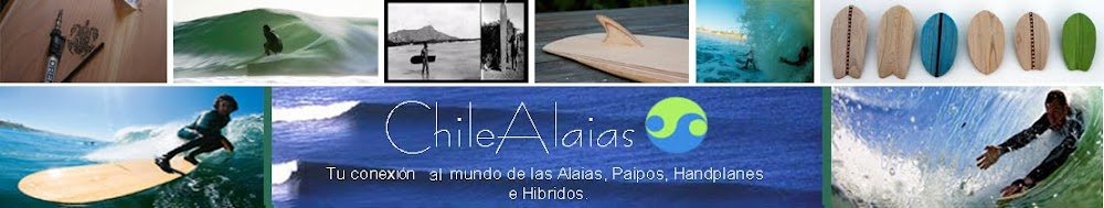Bienvenidos a ChileAlaias