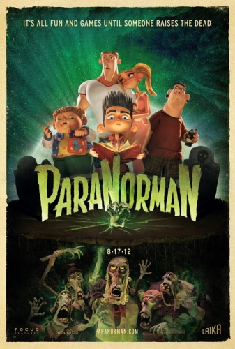 ParaNorman 2012 Movie Bioskop