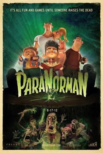 ParaNorman 2012 Movie Bioskop