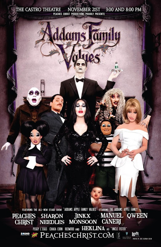 the evening class addams family values 1993�the
