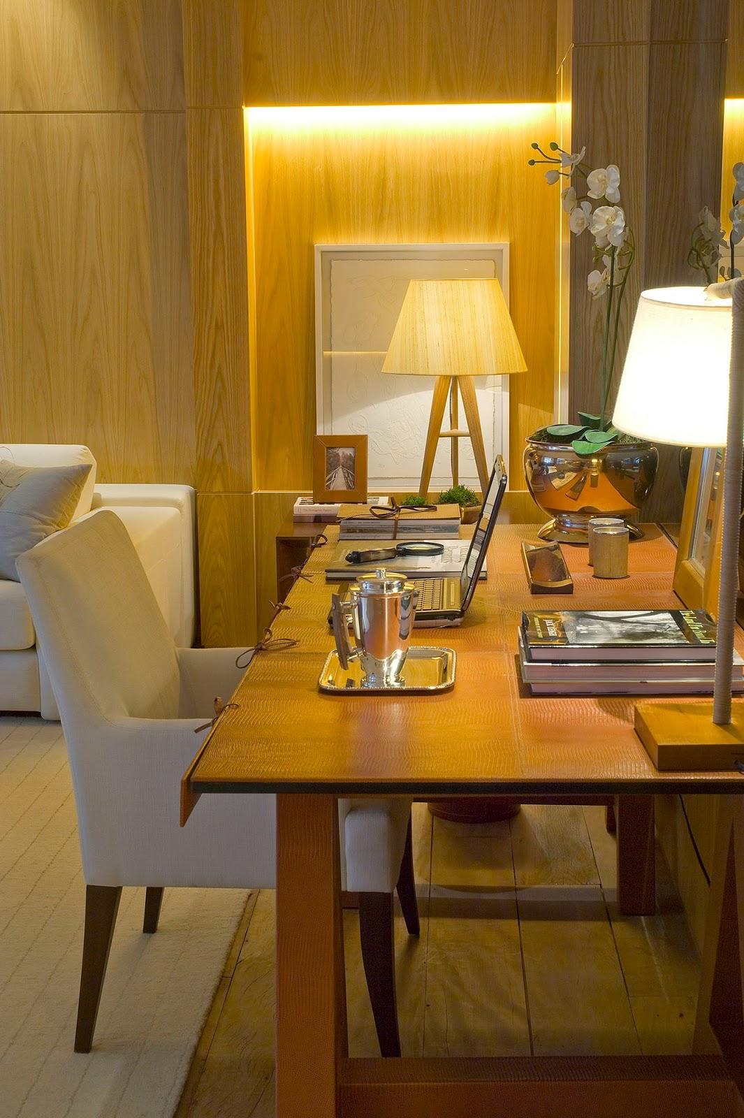 15 Mesas de cavaletes em home offices – veja modelos lindos e  #BE8A0D 1065x1600