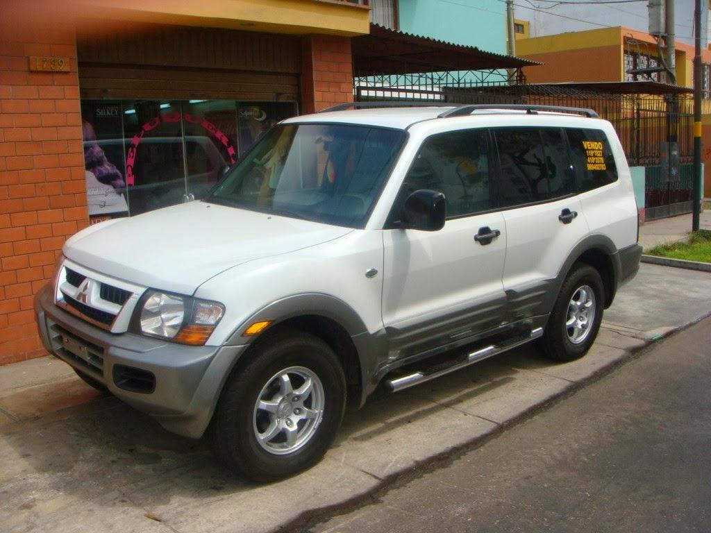 design pajero exterior mitsubishi interior xceed montero innermobil
